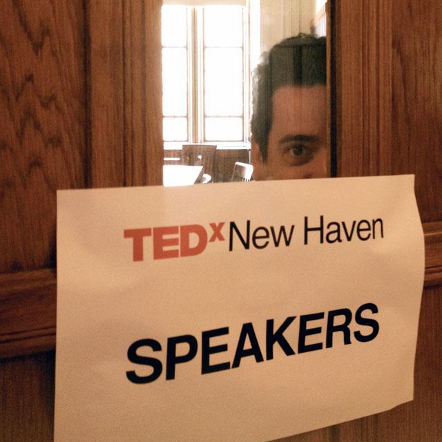 I spoke at TEDx