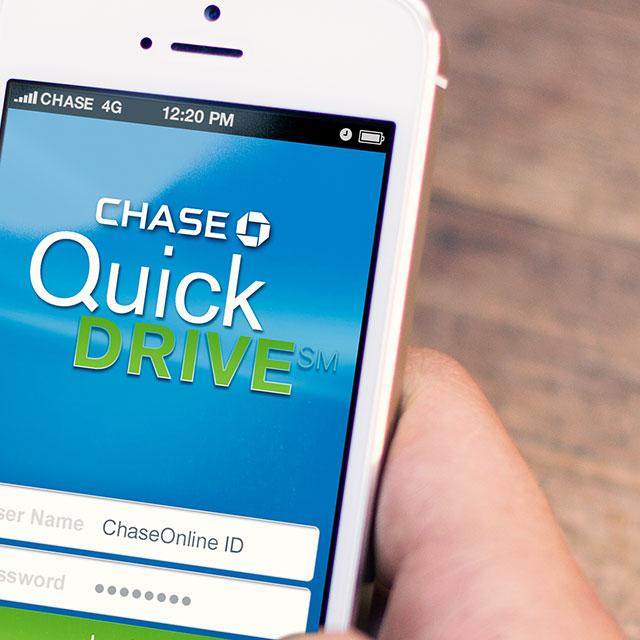 QuickDrive App